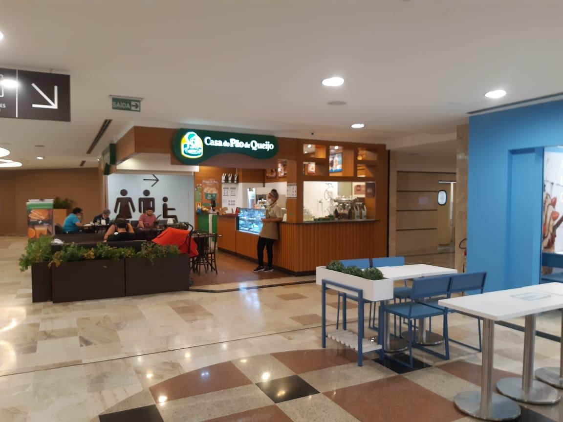 Casa do Pão de Queijo do Pátio Brasil Shopping, Comércio Brasilia