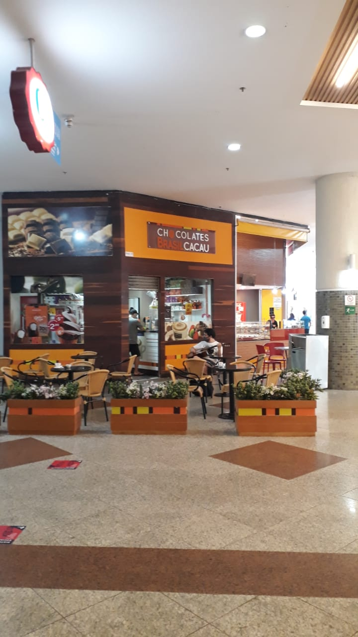 Chocolates Brasil Cacau Águas Claras Shopping, 1 Piso, Av. das Araucárias, Comércio Brasília