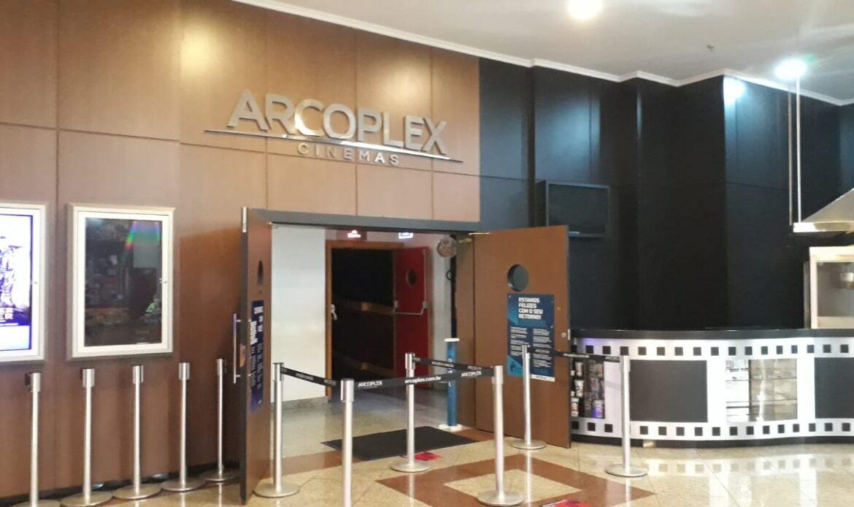Cinema ArcoFlex Águas Claras Shopping, 1 Piso, Av. das Araucárias, Comércio Brasília