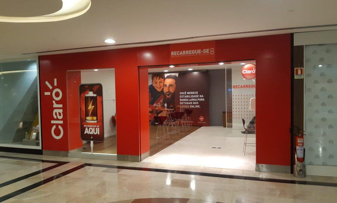 Claro Celular do Pátio Brasil Shopping, Comércio Brasilia