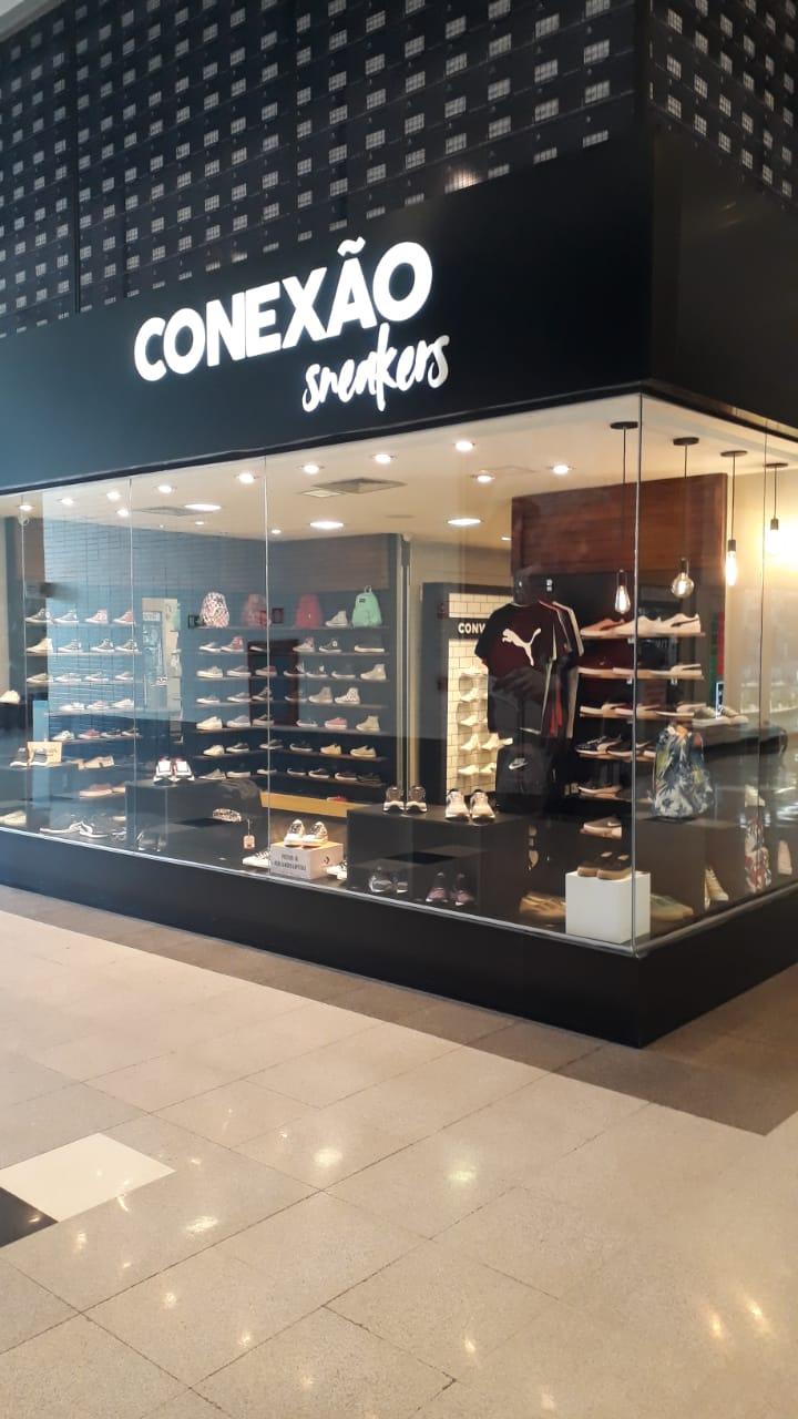 Conexão Snenkers, Conjunto Nacional, 1 Piso, Comercio Brasilia