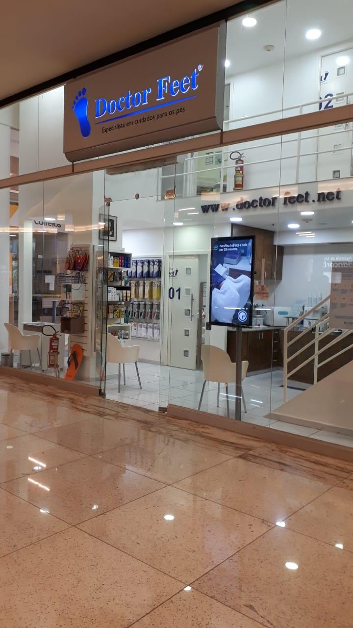 Doctor Feet Águas Claras Shopping, 2 Piso, Av. das Araucárias, Comércio Brasília
