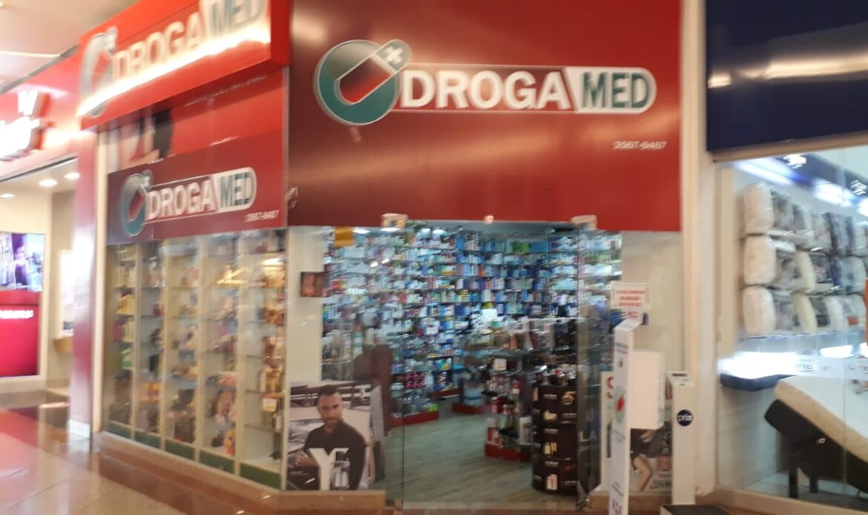 Droga Med Águas Claras Shopping, 2 Piso, Av. das Araucárias, Comércio Brasília