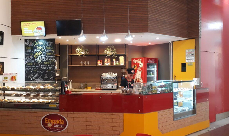 Empada Capital Águas Claras Shopping, 1 Piso, Av. das Araucárias, Comércio Brasília