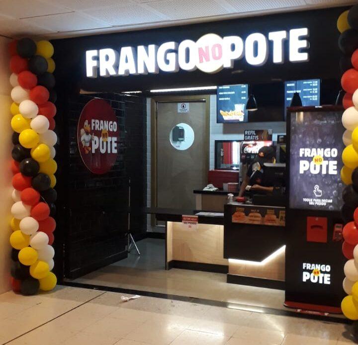 Frango no Pote Shopping Conjunto Nacional, 2 Piso, Comercio Brasilia