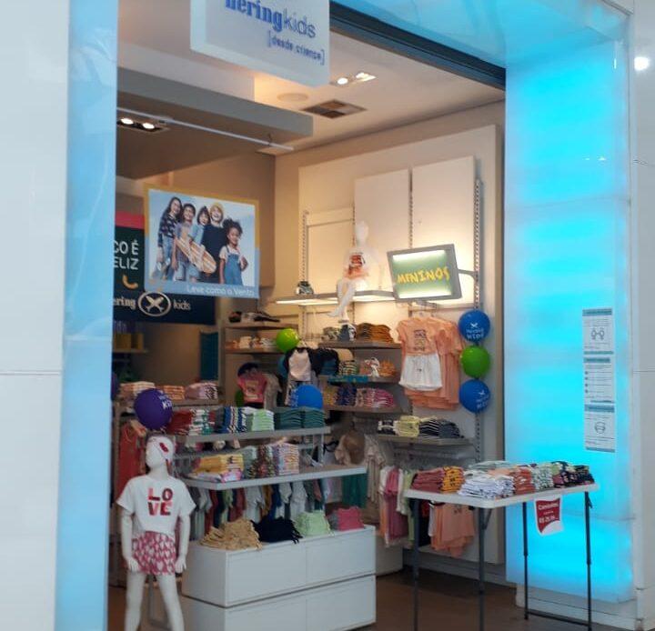 Hering Kids Águas Claras Shopping, 1 Piso, Av. das Araucárias, Comércio Brasília
