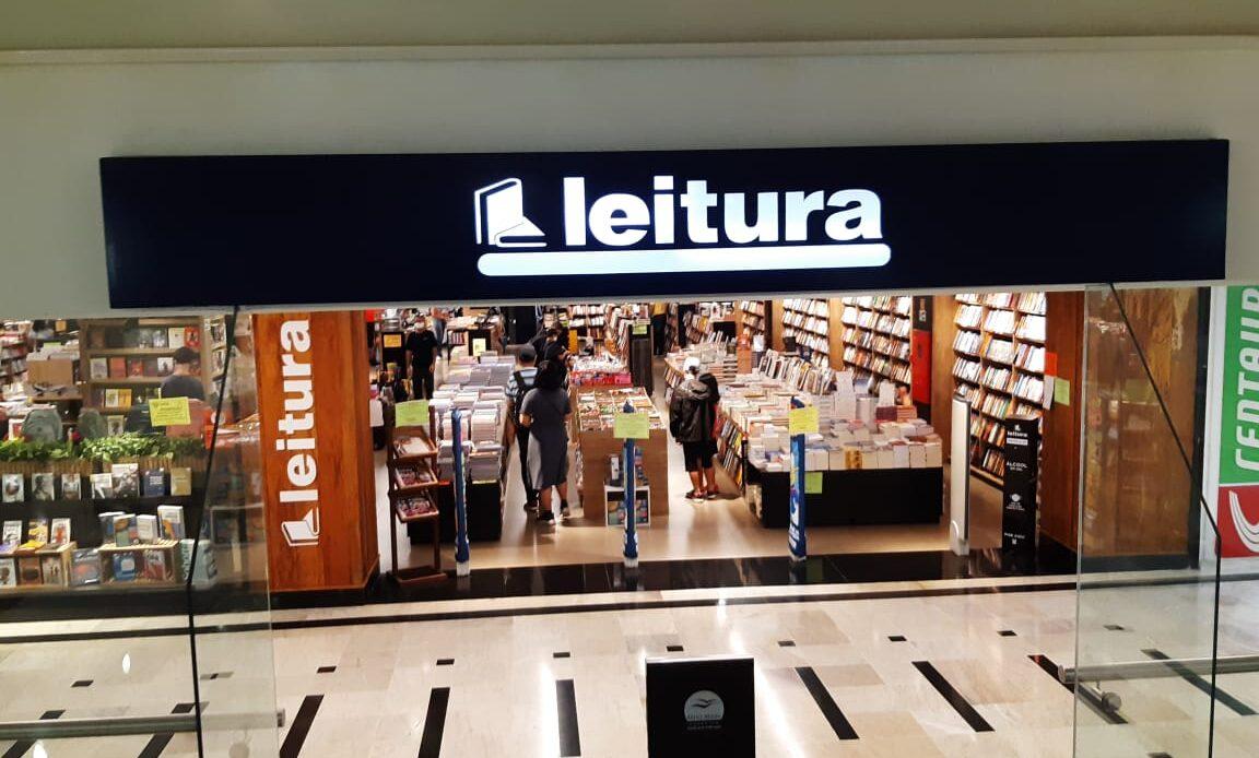 Leitura Pátio Brasil Shopping, Comércio Brasilia