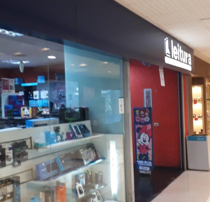 Leitura Shopping Conjunto Nacional, 2 Piso, Comercio Brasilia