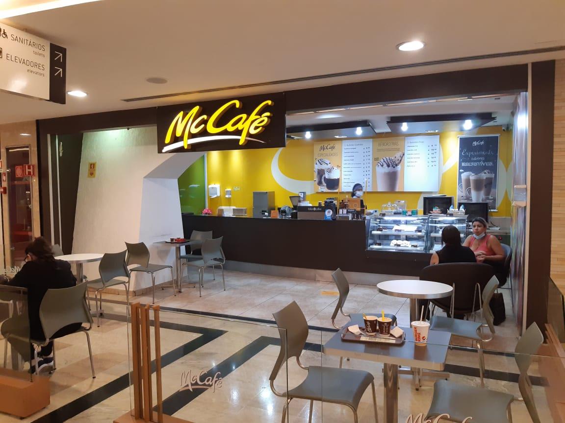 Mc Café do Pátio Brasil Shopping, Comércio Brasilia