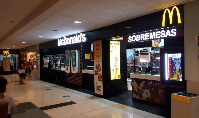 Mc Donalds Shopping Conjunto Nacional, 2 Piso, Comercio Brasilia