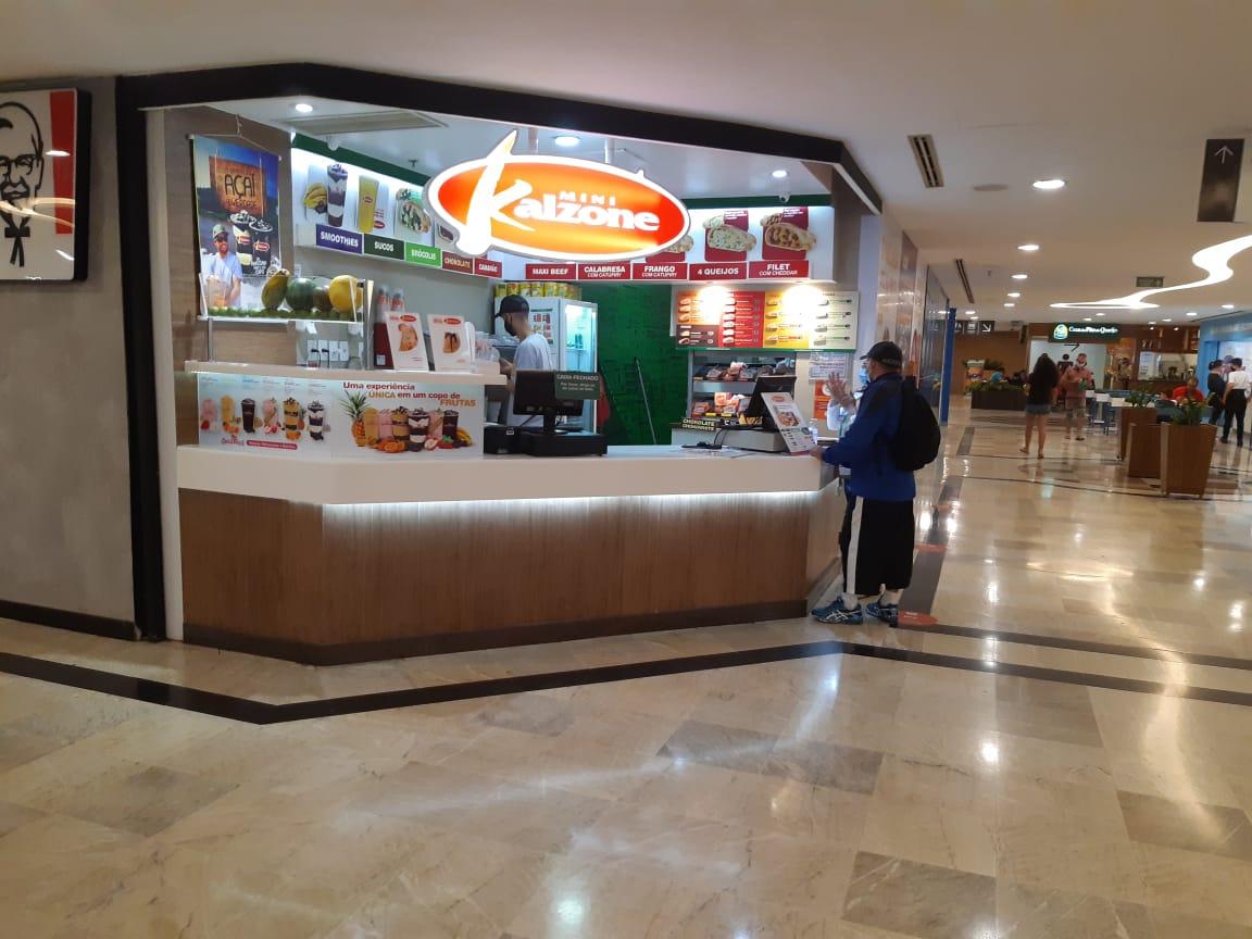 Mini Kalzone do Pátio Brasil Shopping, Comércio Brasilia