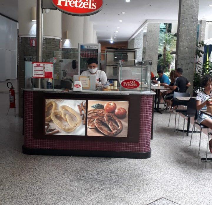 Mr Pretzels Águas Claras Shopping, 1 Piso, Av. das Araucárias, Comércio Brasília