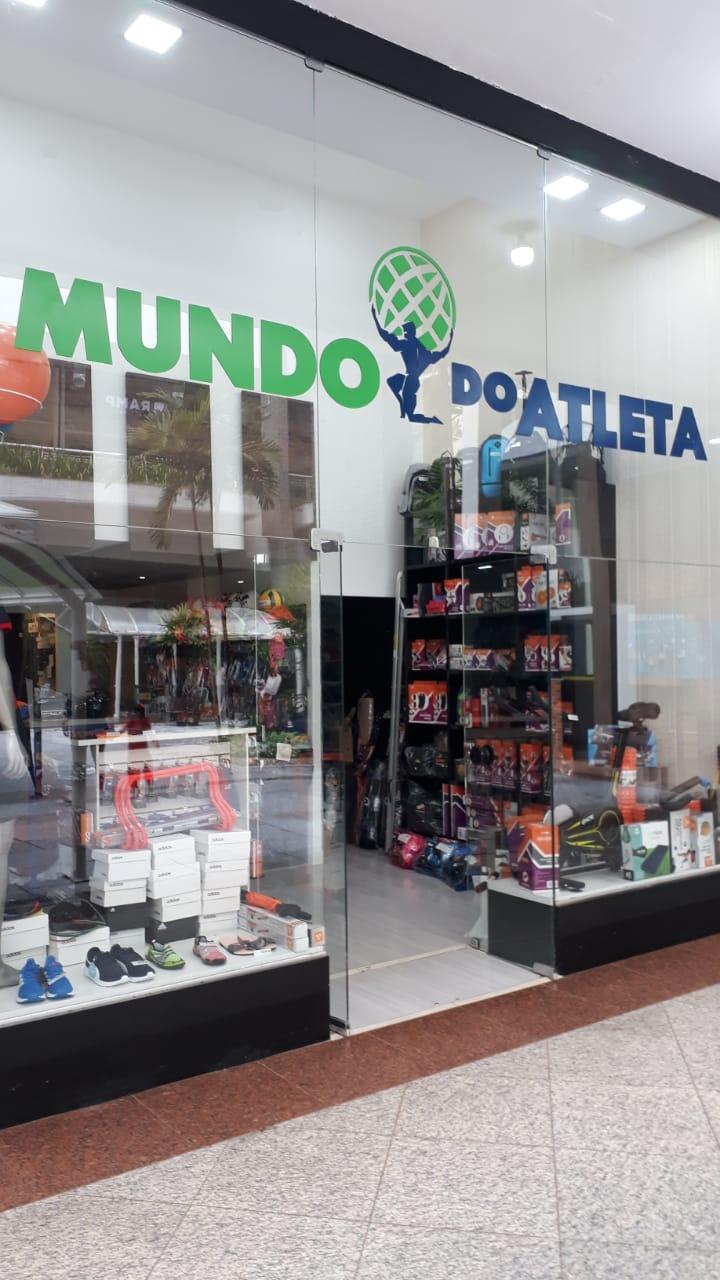 Mundo do Atleta Águas Claras Shopping, 1 Piso, Av. das Araucárias, Comércio Brasília