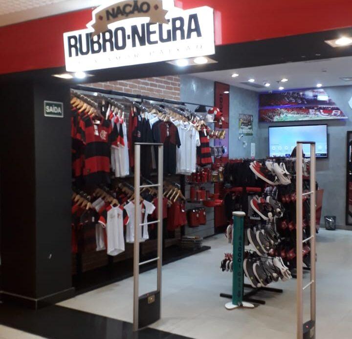 Nação Rubro Negra Flamengo Shopping Conjunto Nacional, 2 Piso, Comercio Brasilia