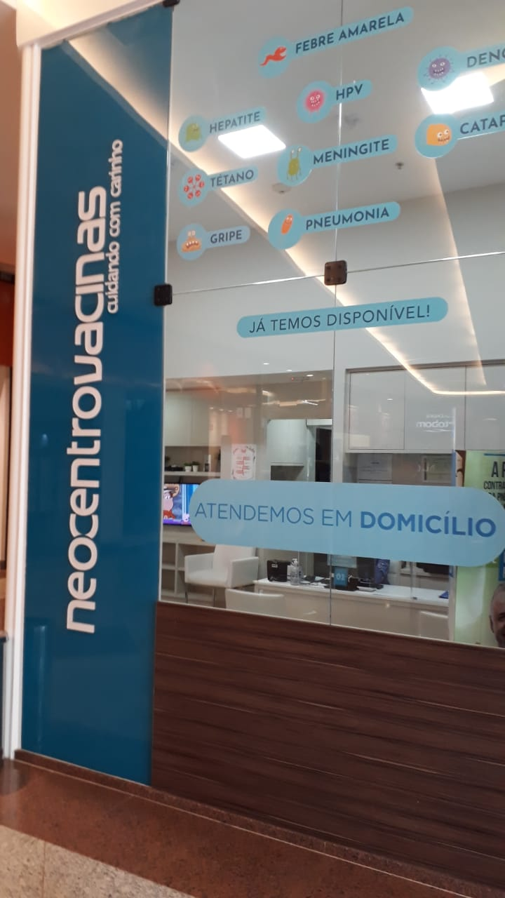 Neocentro Vacinas Águas Claras Shopping, 2 Piso, Av. das Araucárias, Comércio Brasília