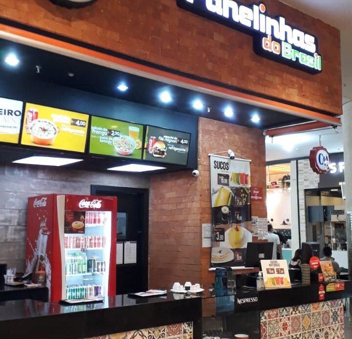 Panelinhas do Brasil Águas Claras Shopping, 1 Piso, Av. das Araucárias, Comércio Brasília