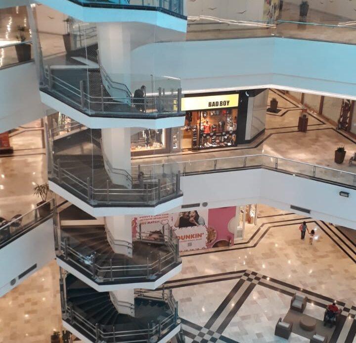 Pátio Brasil Shopping, Comércio Brasilia