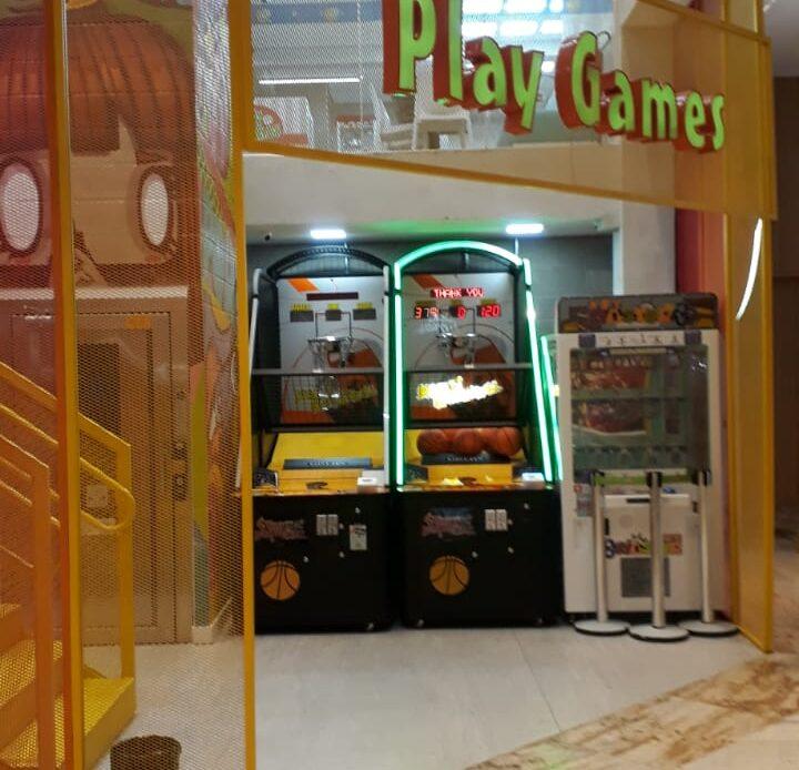 Play Games Águas Claras Shopping, 1 Piso, Av. das Araucárias, Comércio Brasília