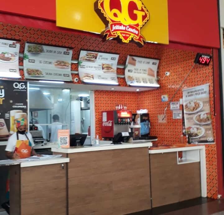 QG Jeitinho Caseiro Águas Claras Shopping, 1 Piso, Av. das Araucárias, Comércio Brasília