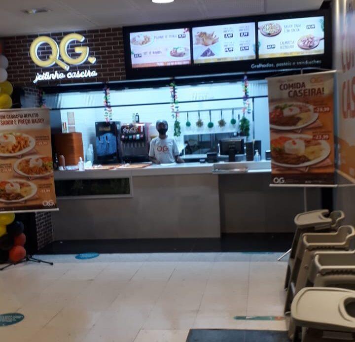 QG Jeitinho Caseiro Shopping Conjunto Nacional, 2 Piso, Comercio Brasilia