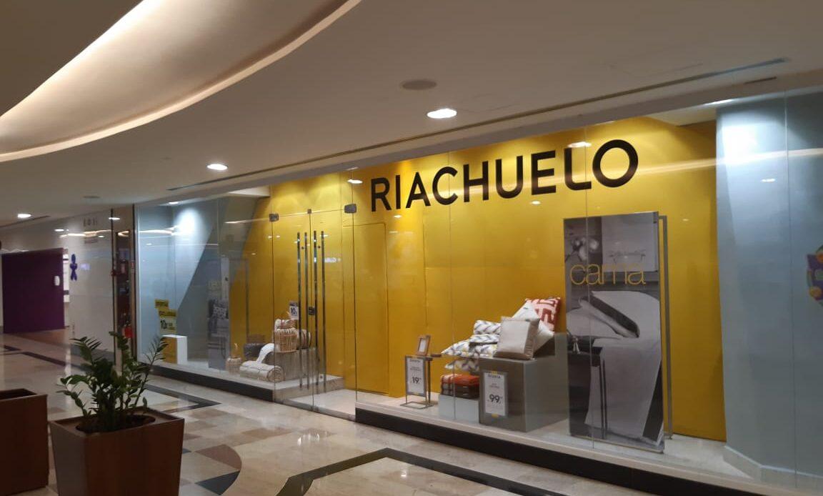 Riachuelo do Pátio Brasil Shopping, Comércio Brasilia