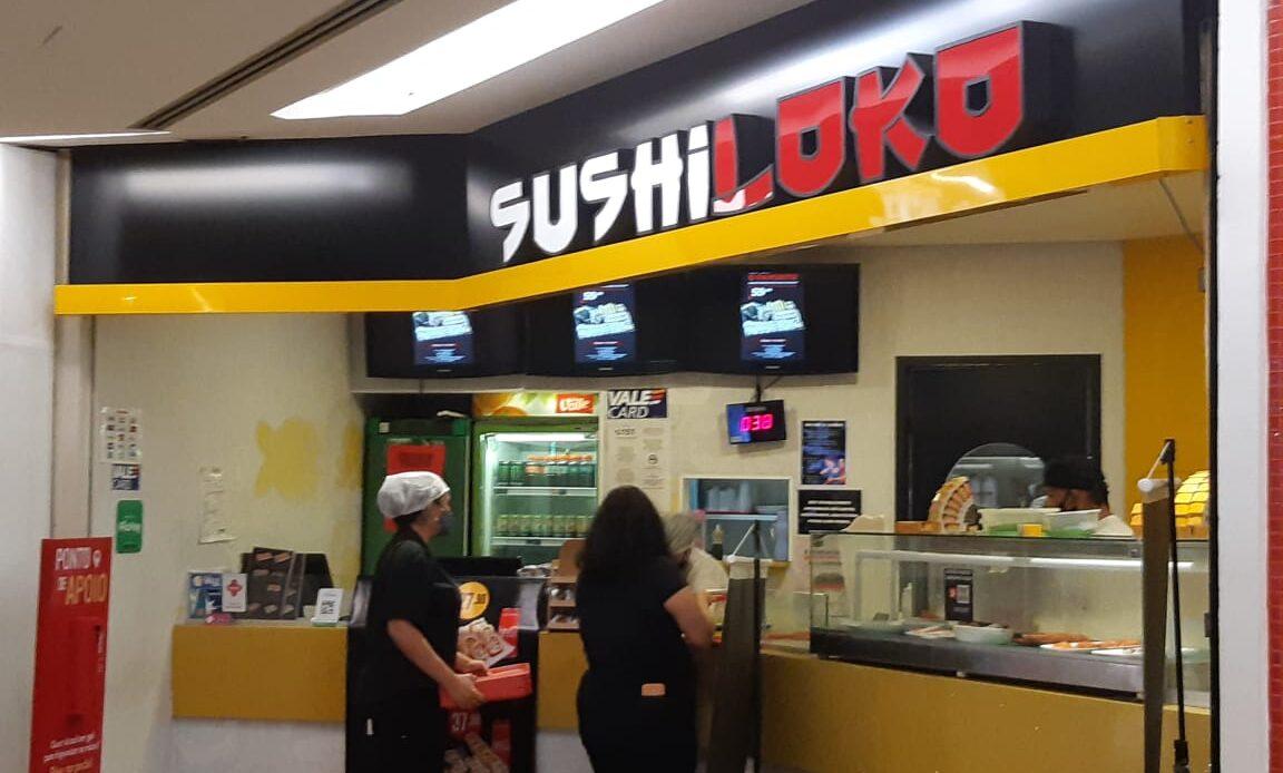 Sushi Loko Pátio Brasil Shopping, Comércio Brasilia