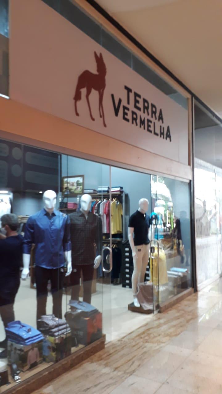 Terra Vermelha Águas Claras Shopping, 1 Piso, Av. das Araucárias, Comércio Brasília