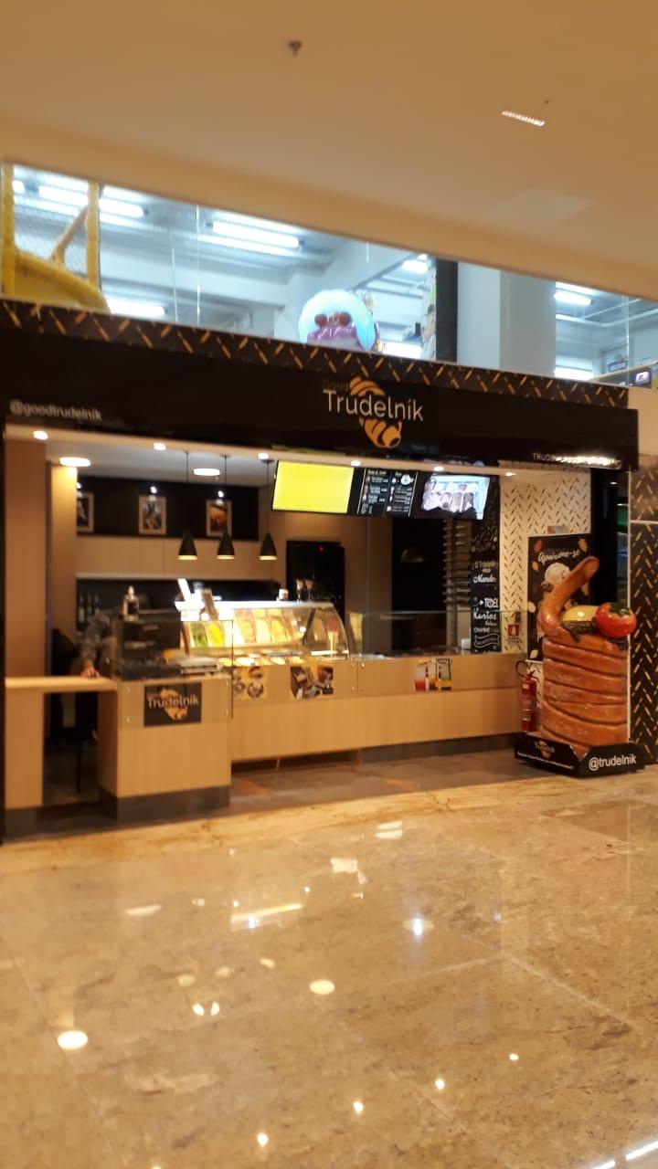 Trudelnik Águas Claras Shopping, 1 Piso, Av. das Araucárias, Comércio Brasília