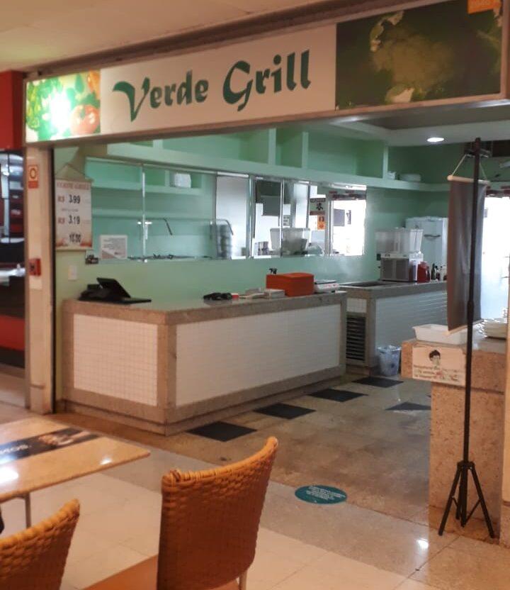 Verde Grill Shopping Conjunto Nacional, 2 Piso, Comercio Brasilia