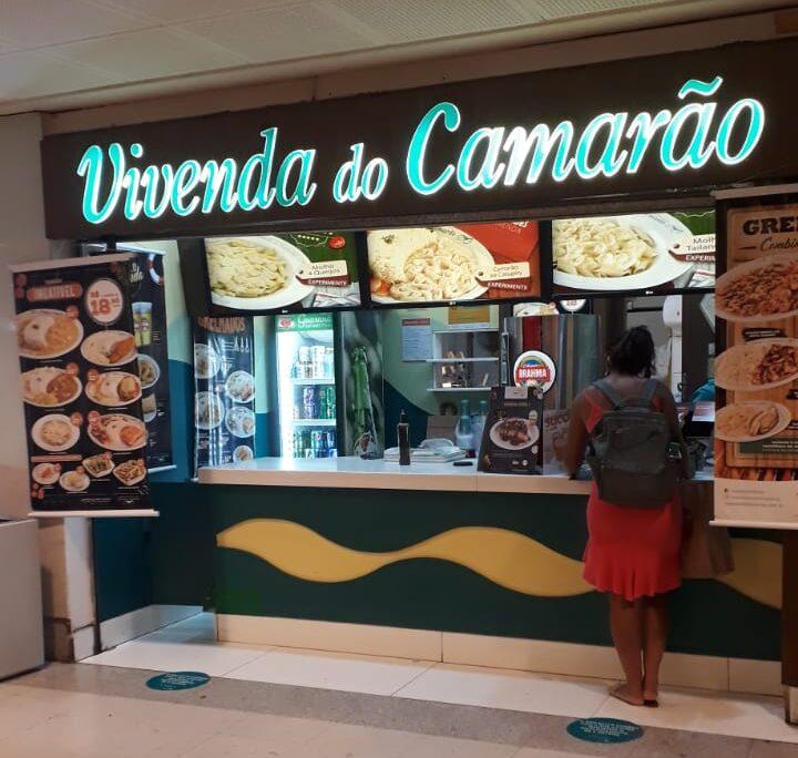 Vivenda do Camarão Shopping Conjunto Nacional, 2 Piso, Comercio Brasilia