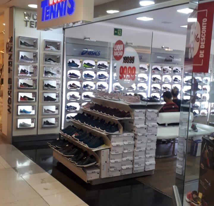 World Tennis Shopping Conjunto Nacional, 2 Piso, Comercio Brasilia