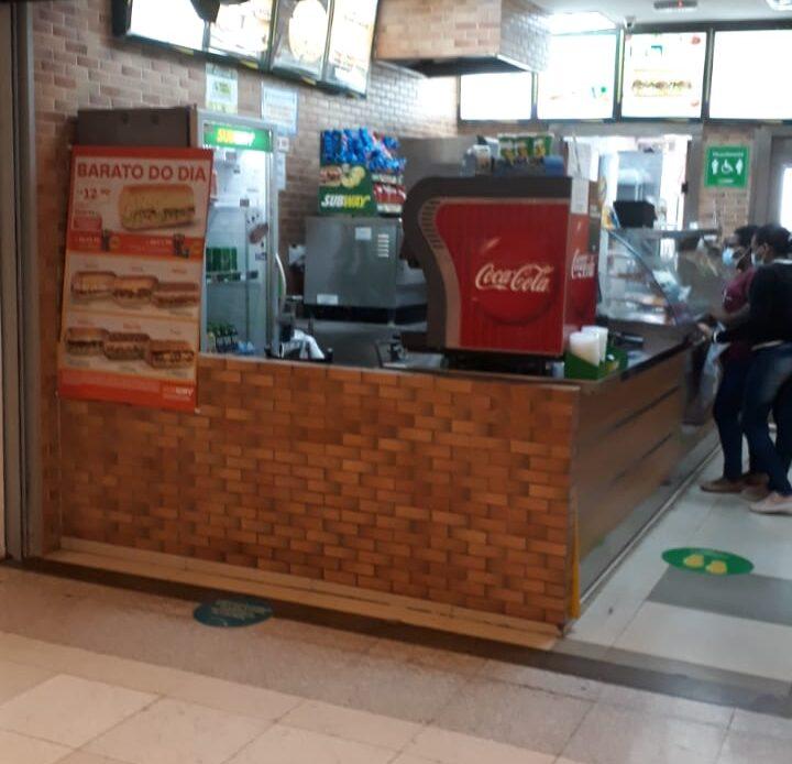 SubWay Shopping Conjunto Nacional, 2 Piso, Comercio Brasilia