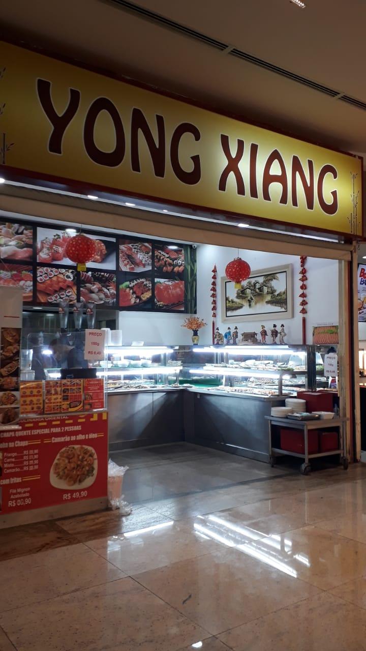 Yong Xiang Águas Claras Shopping, 1 Piso, Av. das Araucárias, Comércio Brasília