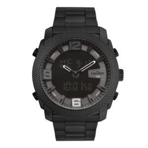Relógio Masculino Condor AnaDigi Preto COBJ3815AB/4P