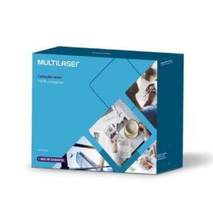 Cartucho Toner Compatível C/ Hp Mod. 285A Print Plus Multilaser - CT012