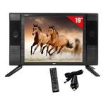 "TV LED 19"" ISDBT HD C/ Conversor Digital HDMI USB."