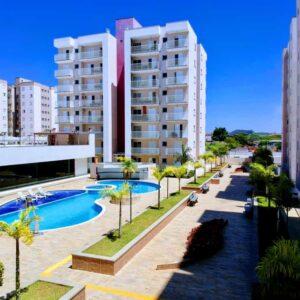 Ótimo Apartamento à venda, Residencial Viña de San Lorenzo, Residencial Club, portaria 24h, elevador, piscina, academia e muito mais, na cidade de Bragança Paulista, SP