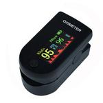 Oxímetro digital de dedo oled Oxímetro de pulso Display oxímetro clipe de dedo adulto