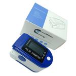 Exibição oxímetro digital dedo oxímetro de pulso HD oxímetro de um dedo Saúde