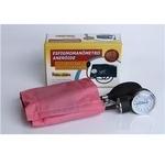 Aparelho De Pressão Esfigmomanômetro Premium Rosa