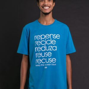 Camiseta Oceano Eco Keep Recicle Ref:100603