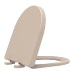 Assento Celite Riviera Smart E Roca Nexo Rosato Soft Close Resina Termofixo Tupan