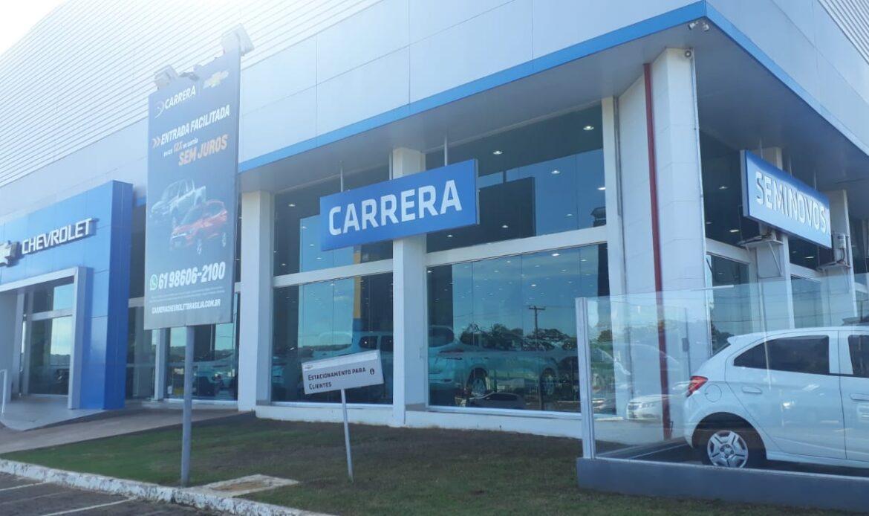 Carrera Chevrolet, Setor Ternminal Norte, W3 Norte, Asa Norte, Comércio Brasília