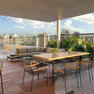 Apartamento à venda, 78 m² por R$ 994.400,00 - Pompeia - São Paulo/SP