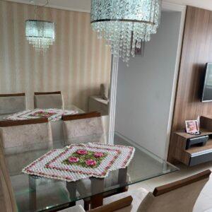 Apartamento à venda, 2 quartos, 1 vaga, Vila Curuçá - São Paulo/SP