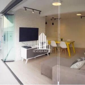 Apartamento 1 Dormitório com vaga em Perdizes