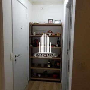 Apartamento para venda de 70m²,3 dormitórios, sendo 1 suíte na Barra Funda.