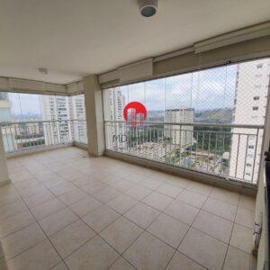 Apartamento para Venda em São Paulo, Santo Amaro, 3 dormitórios, 1 suíte, 3 banheiros, 2 vagas
