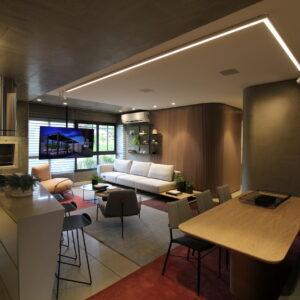 Apartamento de 100m² com 3 Dormitórios, sendo 1 Suíte, Sacada com Churrasqueira no Boa Vista, Curitiba, PR
