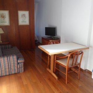 Flat 1 quarto 1 garagem para venda na Vila Clementino em são paulo sp